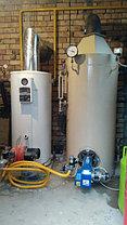 Газовый Паровой котел КОП500Г с газовой горелкой, фото 3