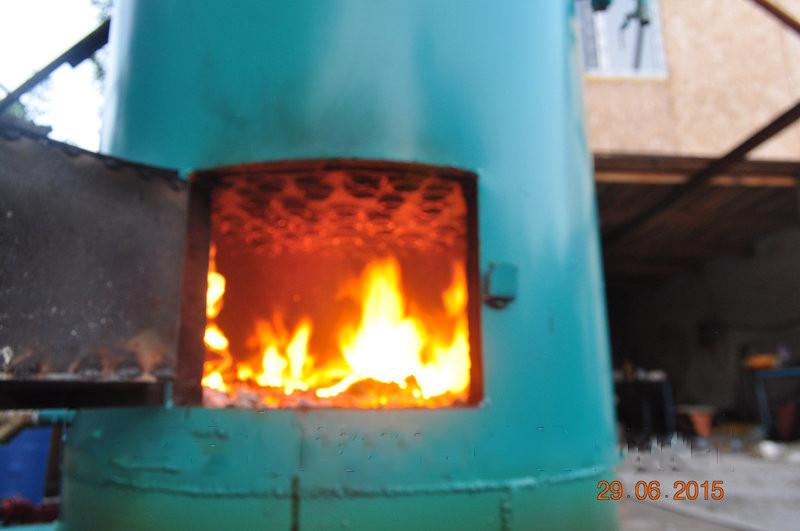 Газовый Паровой котел КОП50Г