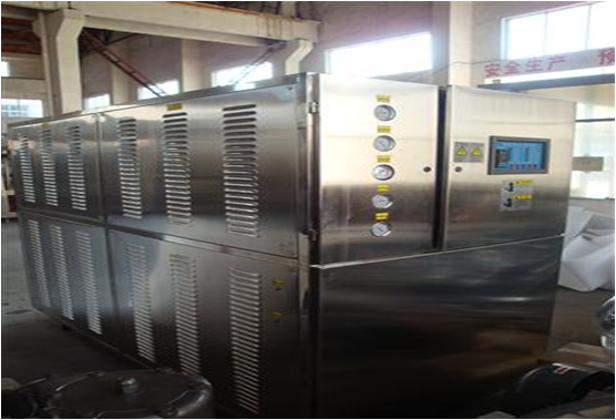 Охладитель воды непрерывного типа 4000-5000 л/час