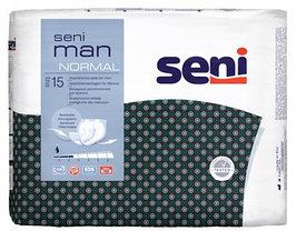 Урологические прокладки для мужчин Seni Man Normal 15 шт