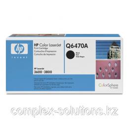 Картридж HP Europe Q6470A [Q6470A] | [оригинал]