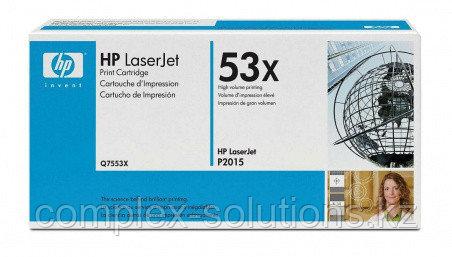 Картридж HP Europe Q7553X [Q7553X] | [оригинал]