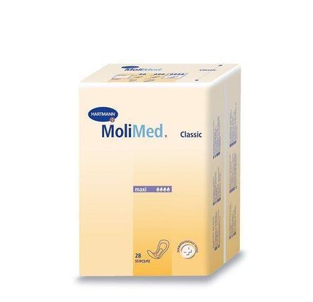 Прокладки урологические женские MoliMed Classic maxi (RUS) 28 штук, фото 2