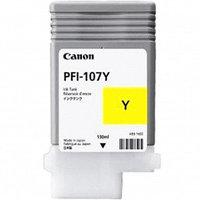 Тонер картридж CANON PFI-107Y [6708B001] | [оригинал]