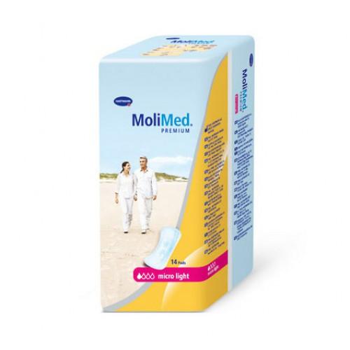 Прокладки урологические женские MOLIMED Premium MICRO-прокл.уролог. 14 штук