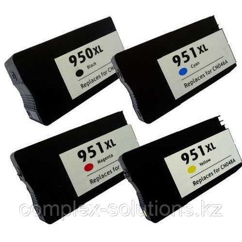 Картридж HP CN048AE Yellow Ink Cartridge №951XL, 16ml, for DJ 251 | 276 | 8100 | 8600 | 8615 | 8620 | 8625 | 8630 | 8640 | 8660 up to 1500 pages JET