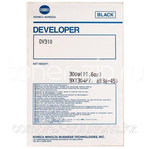 Developer | Девелопер KONICA MINOLTA bizhub 200 | 222 | 250 | 282 | 350 | 362 (DV-310, 8938-451) 300 гр
