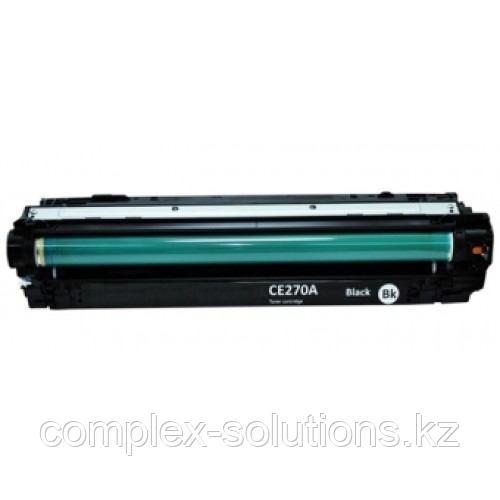 Картридж HP CE270A (№650A) Black для СLJ 5520   5525 OEM   [качественный дубликат]