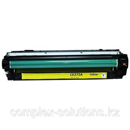 Картридж HP CE272A (№650A) Yellow для CLJ 5520 | 5525 OEM | [качественный дубликат]