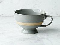 Чашка для супа. 550 мл. СЕРАЯ