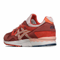 Кроссовки Asics Gel-Lyte V5 красные, фото 2