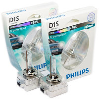 Ксеноновая лампа Philips Xenon XtremeVision D1S, фото 1