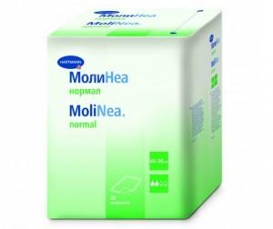 MoliNea впитывающие пеленки 60X60см