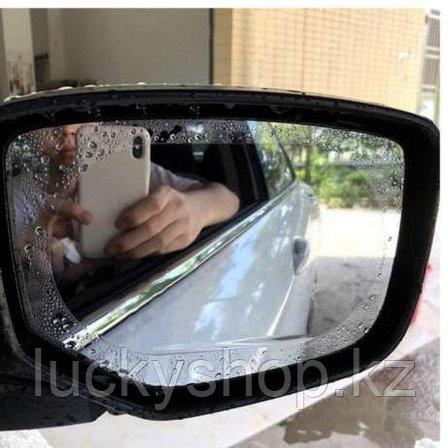 Защитная плёнка для зеркал и стекол автомобиля от воды и запотевания., фото 2