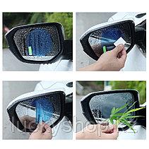 Защитная плёнка для зеркал и стекол автомобиля от воды и запотевания., фото 3