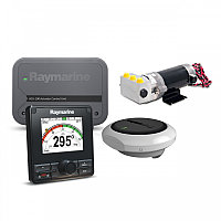 Автопилот Raymarine Evolution Hydraulic Pilot with P70Rs control head, ACU-100 & 0.5l hydraulic pump