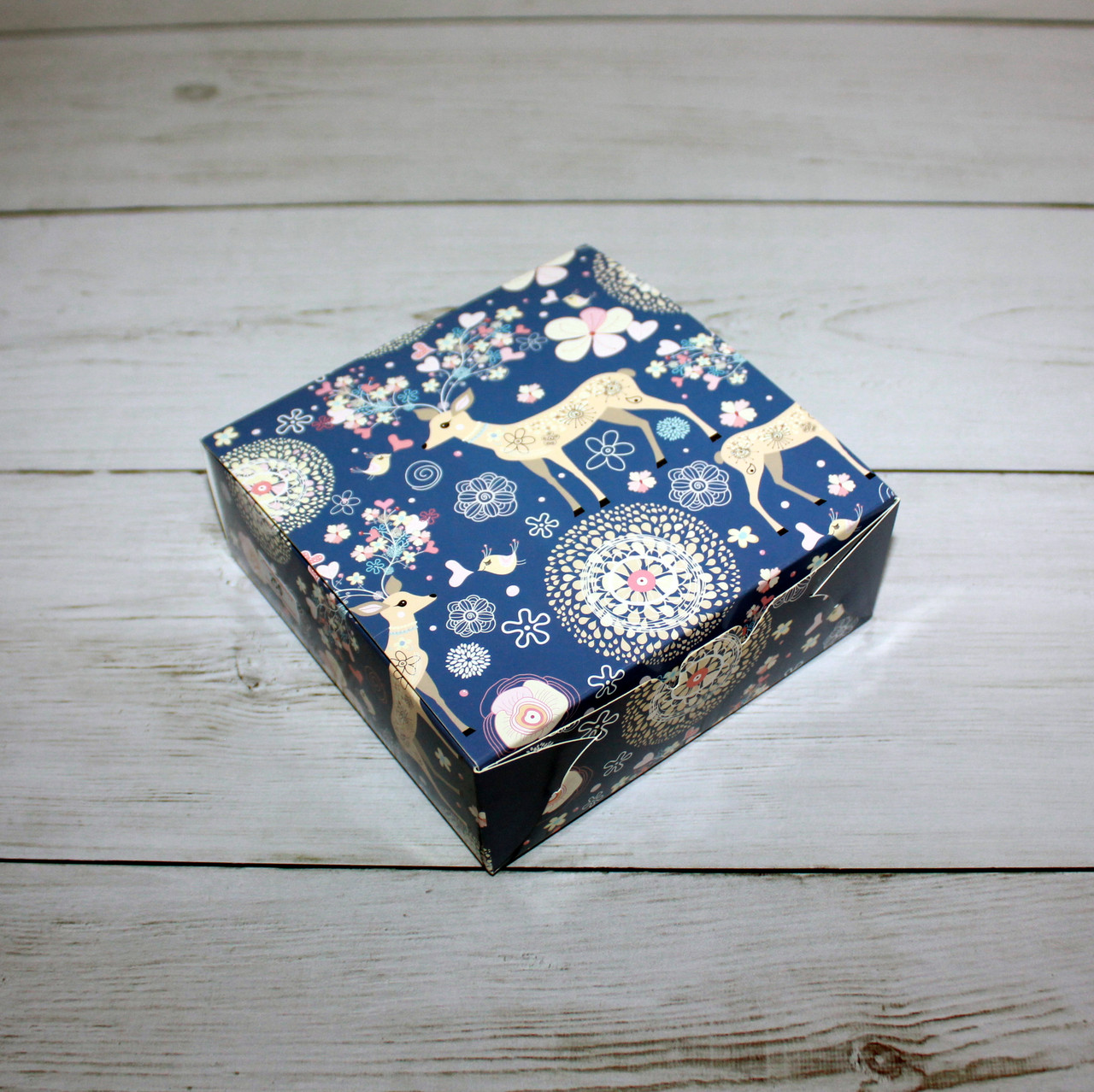 Коробка для десертов