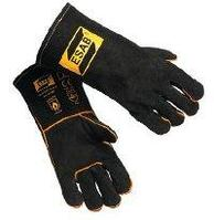 Краги ESAB Heavy duty Black welding glove 0467222007 (121)@