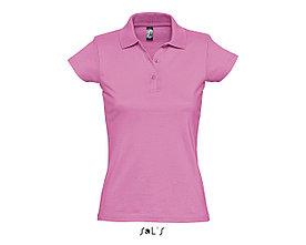 Рубашка поло женская | Prescott Women | Sols | Orchid pink