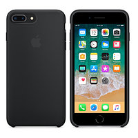 Apple iPhone 8 Plus / 7 Plus Silicone Case - Black прочее (MQGW2ZM/A)