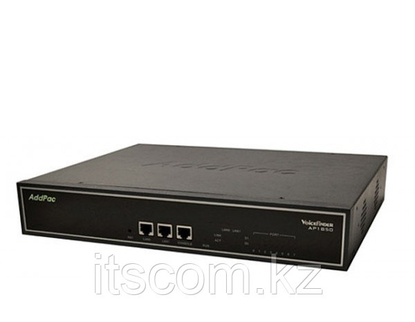 VoIP шлюз AddPac AP1850-1E1, фото 1