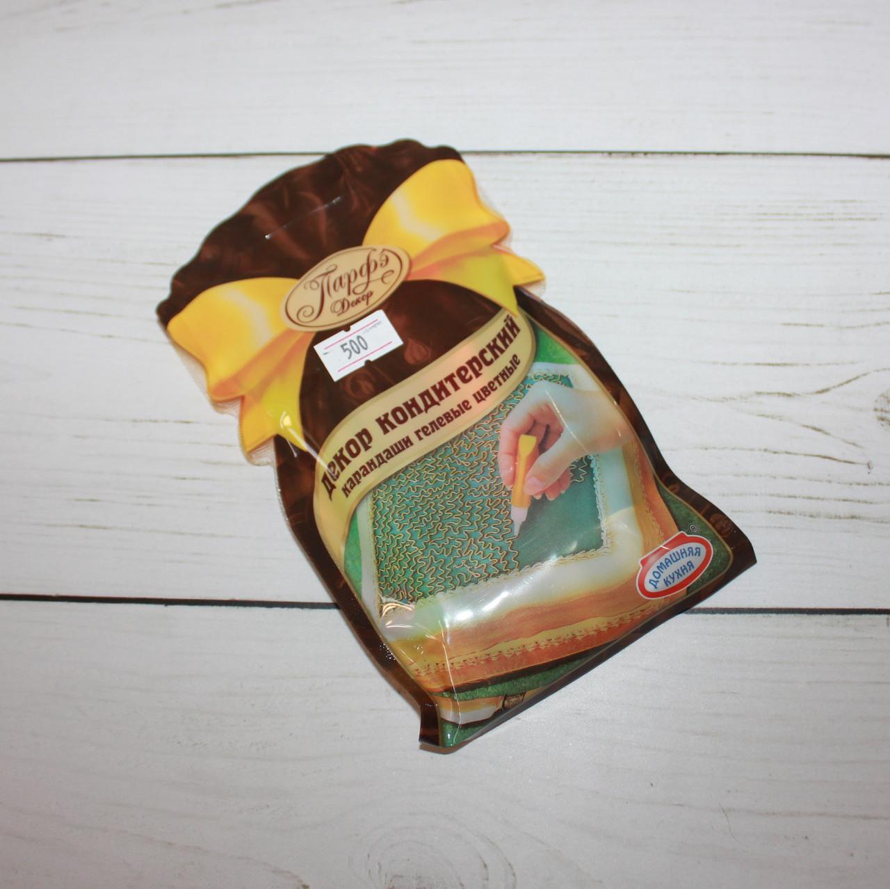 Карандаши гелевые парфэ