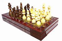 Шахматы 3в 1 (500мм х 500мм), фото 1