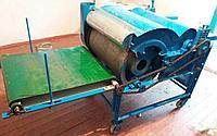 Универсальная чесальная машина 30 кг в час