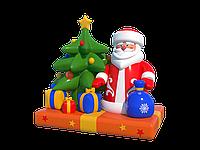 Надувная фигура Новогодние подарки