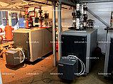 Водогрейная установка котельная модульная МКУ-В-2,4(0,8х3)-Р с ручной подачей топлива, фото 8