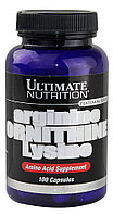 Комплекс аминокислот Ultimate Nutrition Arginine-Ornithine-Lysine (100 капсул)
