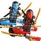 LEGO Ninjago: Атака Дракона Морро 70736, фото 10
