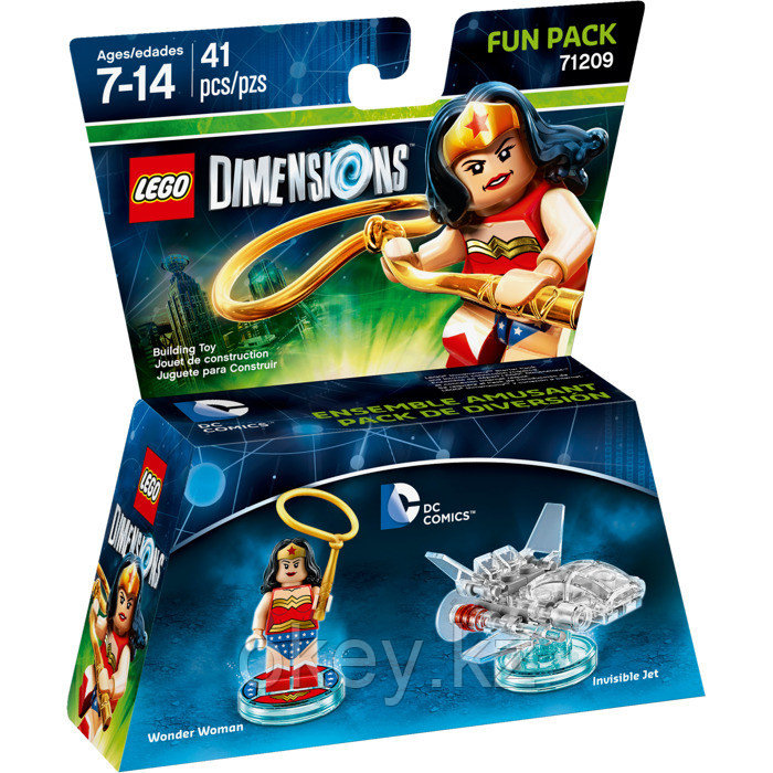 LEGO Dimensions: Fun Pack: Чудо-женщина 71209