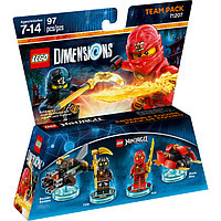 LEGO Dimensions: Team Pack: Ниндзяго 71207
