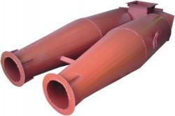 Газоочистительный циклон ЦН-15-400х4 УП