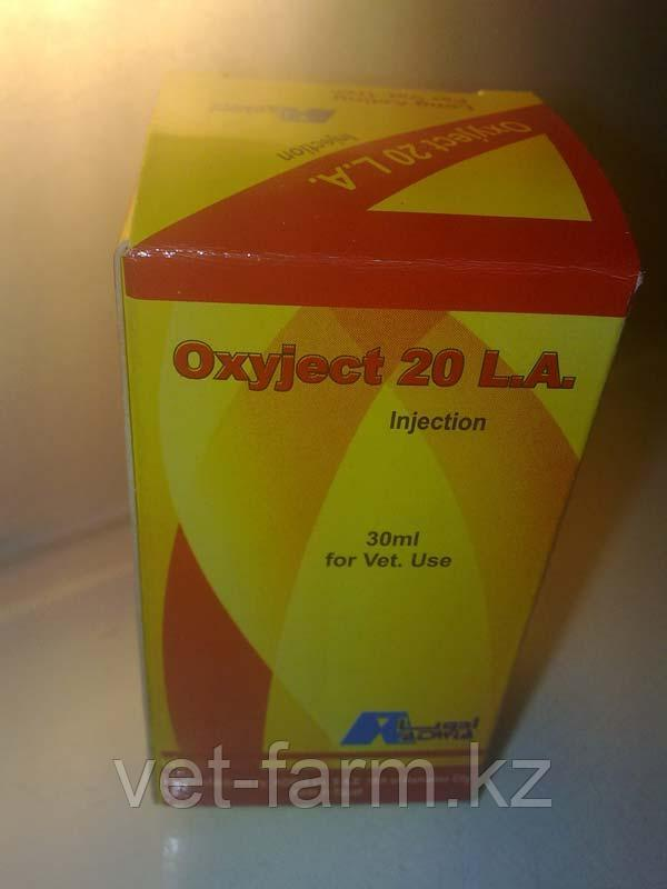 OXYJECT 20 L.A. (инъекция)