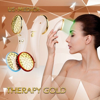 Прибор для Led фототерапии US Medica Therapy Gold, фото 2