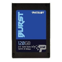 SSD накопитель Patriot Burst 120Gb (PBU120GS25SSDR) SATA-III