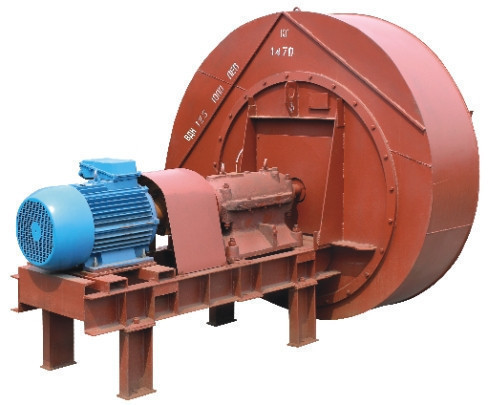 Вентиляторы центробежные дутьевые ВДН-12,5-Х