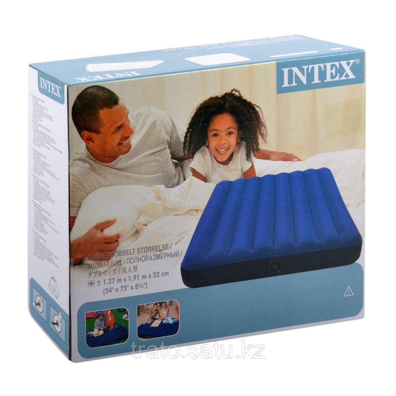Intex 191x137x25