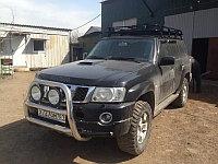 Багажник экспедиционный Nissan Patrol (Y60, Y61)