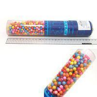 Хлопушка 40 см шарики пенопластовые, фото 1