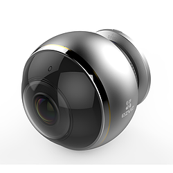 Панорамная Wi-Fi камера c эффектом «рыбий глаз»EZVIZ Mini Pano
