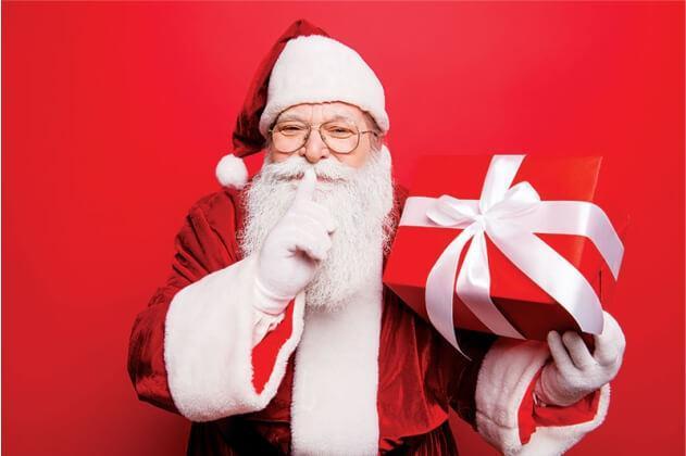 Рождественская церемония или «Тайный Санта»