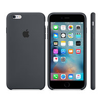 Apple iPhone 6s Silicone Case Charcoal - Gray прочее (MKY02ZM/A)