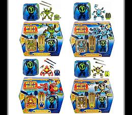 """Ready2Robot Игровой набор """"Две капсулы и оружие"""", в ассортименте (оригинал)"""