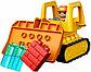 Lego Duplo 10813 Большая стройплощадка Лего Дупло, фото 8