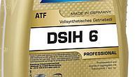 Масло Трансмиссионное RAVENOL ATF DSIH 6