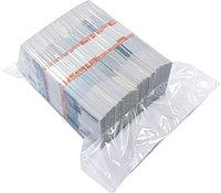 Вакуум.пакет гладкий 22.5*30см 2*80мк LDPE/РА/LLDPE  (ПЭ высок.давления\полиамид10%\антиблок 5%)