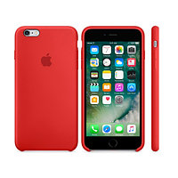 Apple iPhone 6s Silicone Case - Red прочее (MKY32ZM/A)